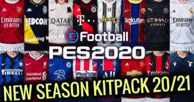 PES 2020   NEW SEASON KITPACK 2020/2021   VERSION 1.3   DOWNLOAD & INSTALL