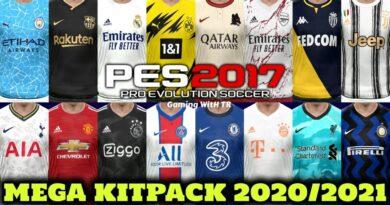 PES 2017 | MEGA KITPACK 2020/2021 | DOWNLOAD & INSTALL