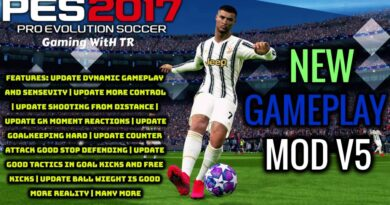 PES 2017   NEW GAMEPLAY MOD V5   DOWNLOAD & INSTALL