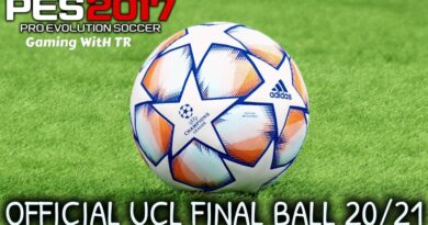 PES 2017 | OFFICIAL UCL FINAL BALL 2020/2021 | DOWNLOAD & INSTALL