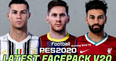 PES 2020 | LATEST FACEPACK V20 | DOWNLOAD & INSTALL
