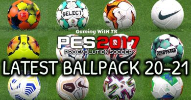 PES 2017   LATEST BALLPACK 20-21   DOWNLOAD & INSTALL