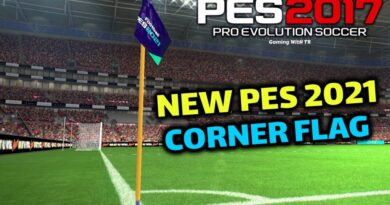 PES 2017 | NEW PES 2021 CORNER FLAG | DOWNLOAD & INSTALL