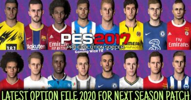 PES 2017 | LATEST OPTION FILE 2020 | NEXT SEASON PATCH | DOWNLOAD & INSTALL