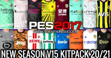 PES 2017 | NEW SEASON KITPACK 2020/2021 | ALL IN ONE V15 | DOWNLOAD & INSTALL