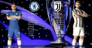 PES 2017 | LATEST UEFA CHAMPIONS LEAGUE MOD | DOWNLOAD & INSTALL