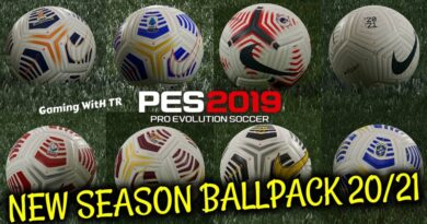 PES 2019 | NEW SEASON BALLPACK 2020/2021 | DOWNLOAD & INSTALL