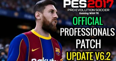 PES 2017 | OFFICIAL PROFESSIONALS PATCH UPDATE V6.2 | NEW SEASON 20/21 | DOWNLOAD & INSTALL