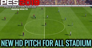 PES 2019 | NEW HD PITCH FOR ALL STADIUM | SEASON UPDATE 20-21 | DOWNLOAD & INSTALL