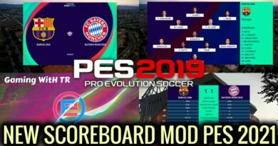PES 2019 | NEW SCOREBOARD MOD PES 2021 | DOWNLOAD & INSTALL