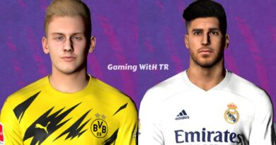 PES 2017   JULIAN BRANDT & MARCO ASENSIO   LATEST LOOK 2020   DOWNLOAD & INSTALL