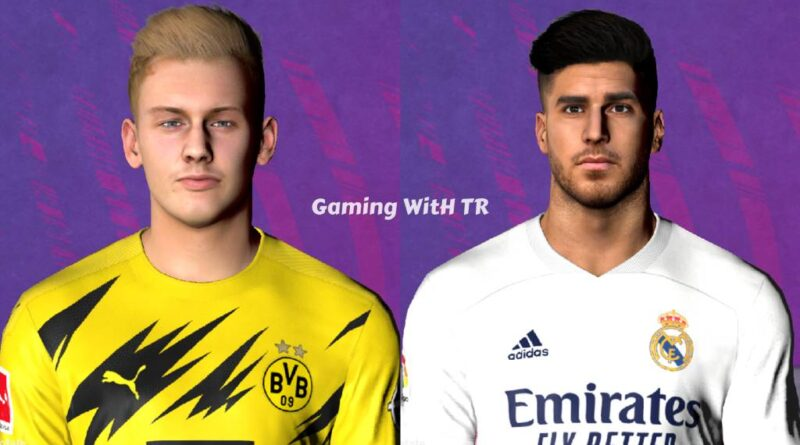 PES 2017 | JULIAN BRANDT & MARCO ASENSIO | LATEST LOOK 2020 | DOWNLOAD & INSTALL