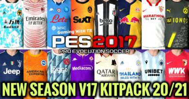PES 2017 | NEW SEASON KITPACK 2020/2021 | ALL IN ONE V17 | DOWNLOAD & INSTALL
