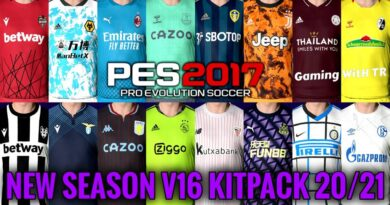 PES 2017   NEW SEASON KITPACK 2020/2021   ALL IN ONE V16   DOWNLOAD & INSTALL