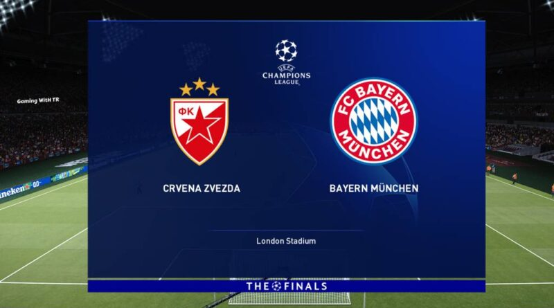 PES 2020 | NEW UEFA CHAMPIONS LEAGUE SCOREBOARD | THE FINALS | DOWNLOAD & INSTALL