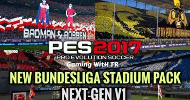 PES 2017 | NEW BUNDESLIGA STADIUM PACK NEXT-GEN V1 | DOWNLOAD & INSTALL