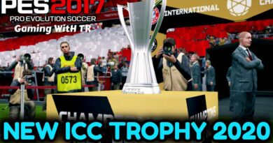 PES 2017   NEW INTERNATIONAL CHAMPIONS CUP TROPHY 2020   DOWNLOAD & INSTALL