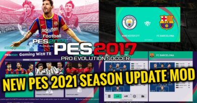 PES 2017   NEW PES 2021 SEASON UPDATE MOD   DOWNLOAD & INSTALL