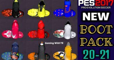 PES 2017 | NEW BOOTPACK | SEASON 20-21 | SEPTEMBER UPDATE | DOWNLOAD & INSTALL