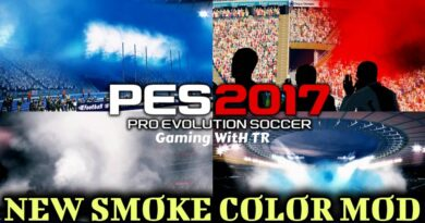 PES 2017 | NEW SMOKE COLOR MOD | SEASON UPDATE 20-21 | DOWNLOAD & INSTALL