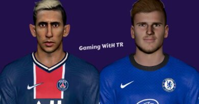 PES 2017 | ANGEL DI MARIA & TIMO WERNER | LATEST LOOK 2020 | DOWNLOAD & INSTALL