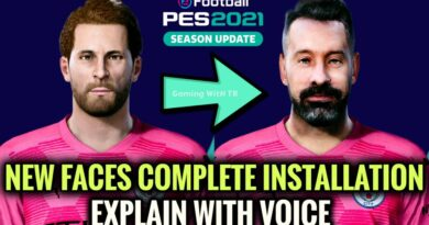 PES 2021 | NEW FACES COMPLETE INSTALLATION & HOW TO USE IN SIDER | EXPLAIN WITH VOICE