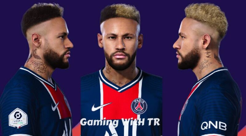PES 2021 | NEYMAR JR | LATEST LOOK 2020 | DOWNLOAD & INSTALL