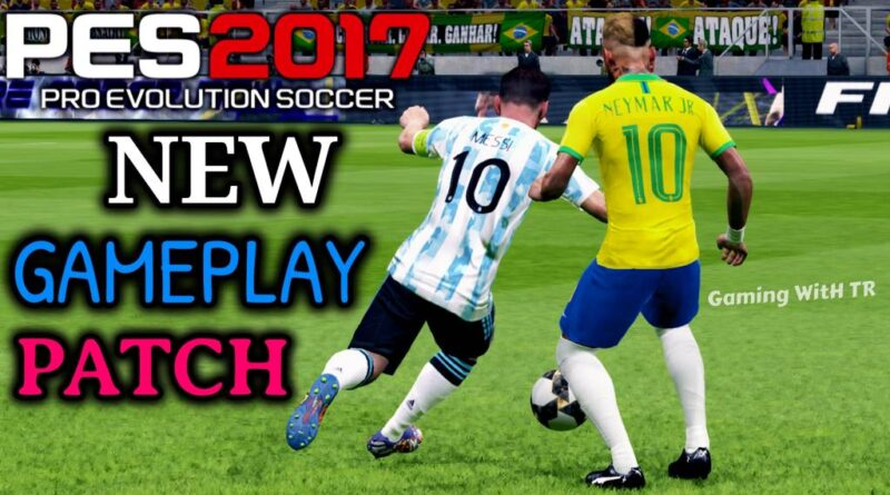 PES 2017 | NEW GAMEPLAY PATCH | SEASON UPDATE 20-21 | DOWNLOAD & INSTALL