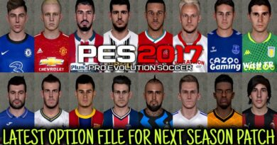 PES 2017   LATEST OPTION FILE 20-21   NEXT SEASON PATCH   SEPTEMBER UPDATE   DOWNLOAD & INSTALL