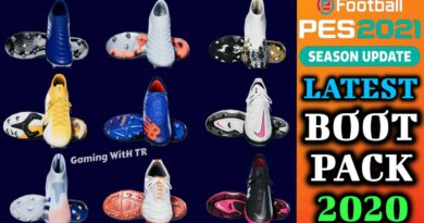 PES 2021   LATEST BOOTPACK 2020   ALL IN ONE V1   DOWNLOAD & INSTALL