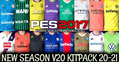 PES 2017 | NEW SEASON KITPACK 2020/2021 | ALL IN ONE V20 | DOWNLOAD & INSTALL
