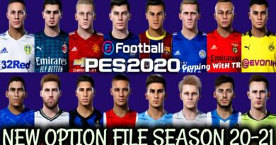 PES 2020 | NEW OPTION FILE SEASON 20-21 | EVOWEB PATCH V8 | DOWNLOAD & INSTALL