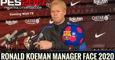 PES 2017 | RONALD KOEMAN MANAGER FACE 2020 | SEASON UPDATE 20-21 | DOWNLOAD & INSTALL
