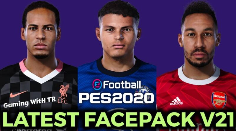 PES 2020 | LATEST FACEPACK V21 | DOWNLOAD & INSTALL