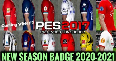 PES 2017 | NEW SEASON BADGE 2020-2021 | SEASON UPDATE 20-21 | DOWNLOAD & INSTALL