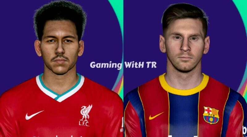 PES 2017 | ROBERTO FIRMINO & LIONEL MESSI | LOOK LIKE PES 2021 | DOWNLOAD & INSTALL