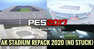 PES 2017   AK STADIUM REPACK 2020   NO STUCK   DOWNLOAD & INSTALL