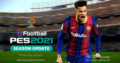 PES 2017 | BRAND NEW GRAPHIC MENU 2021 V2 | SEASON UPDATE 20-21 | DOWNLOAD & INSTALL