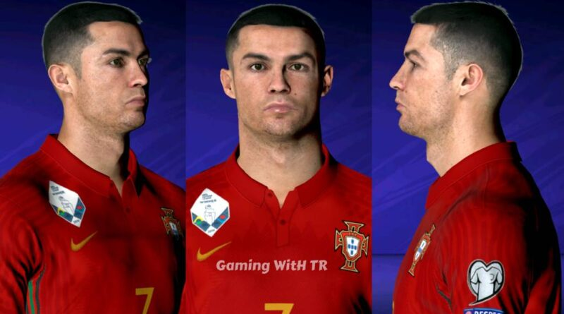 PES 2017 | CRISTIANO RONALDO | LATEST HAIRSTYLE & FACE | DOWNLOAD & INSTALL