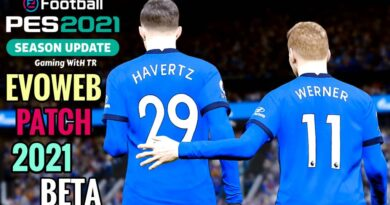 PES 2021 | EVOWEB PATCH 2021 BETA | DOWNLOAD & INSTALL