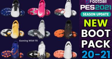 PES 2021 | NEW BOOTPACK 20-21 | ALL IN ONE V1 | DOWNLOAD & INSTALL
