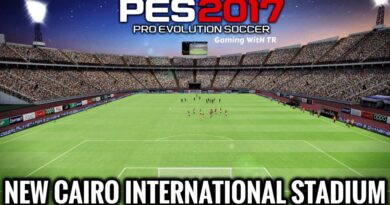 PES 2017 | NEW CAIRO INTERNATIONAL STADIUM | DOWNLOAD & INSTALL