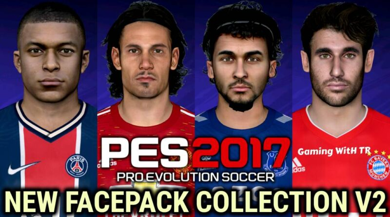 PES 2017 | NEW FACEPACK COLLECTION V2 | DOWNLOAD & INSTALL