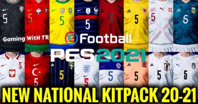 PES 2021 | NEW NATIONAL KITPACK 20-21 | DOWNLOAD & INSTALL