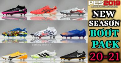 PES 2019 | NEW SEASON BOOTPACK 20-21 V1 BY TISERA09 | DOWNLOAD & INSTALL