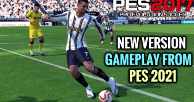 PES 2017 | NEW VERSION GAMEPLAY FROM PES 2021 | DOWNLOAD & INSTALL