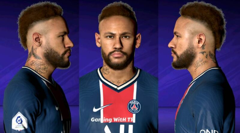 PES 2017 | NEYMAR JR | LATEST LOOK V4 | DOWNLOAD & INSTALL