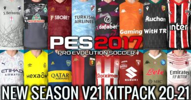 PES 2017 | NEW SEASON KITPACK 2020/2021 | ALL IN ONE V21 | DOWNLOAD & INSTALL
