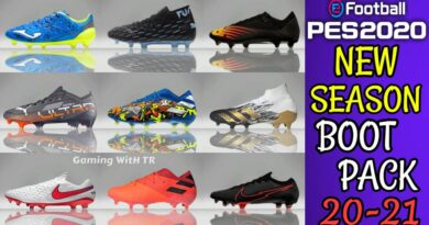 PES 2020 | NEW SEASON BOOTPACK 20-21 V1 BY TISERA09 | DOWNLOAD & INSTALL