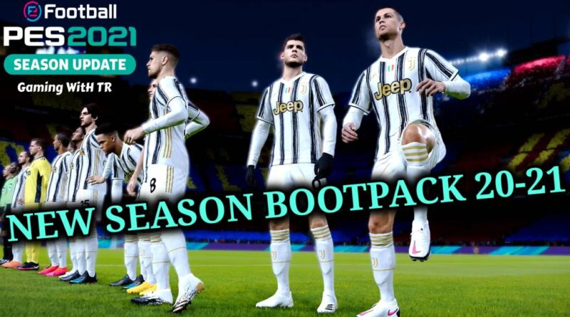 PES 2021 | NEW SEASON BOOTPACK 20-21 V1 BY TISERA09 | DOWNLOAD & INSTALL